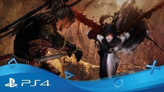 Download Nioh | PSX 2016 Gameplay Trailer | PS4 Video