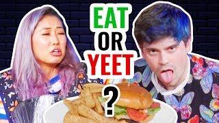 Download EAT IT OR YEET IT #4 Video