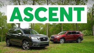 Download 2019 Subaru Ascent Quick Drive   Consumer Reports Video