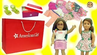 Download American Girl, Our Generation, My Life As Dolls Giant Clothing Haul Try On Video Video