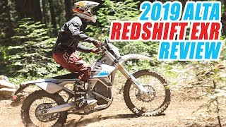 Download 2019 Alta Redshift EXR Review Video
