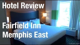 Download Hotel Review - Fairfield Inn Memphis East/Wolfchase Galleria Video