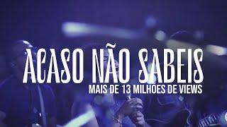Download Acaso não sabeis / #SermaisdoqueTer / Colo de Deus Video