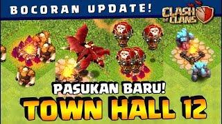 Download ⚠️ UPDATE LEVEL BARU Semua TROOPS TH 12! Wizardnya KEREN ABIS!! | Coc Indonesia Video