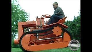 Download 1921 Model F Cletrac Crawler - Classic Tractor Fever Tv Video