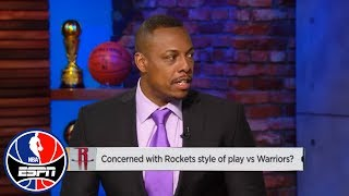 Download Paul Pierce on Rockets' strategy vs. Warriors: 'Their style is their style' | NBA Countdown | ESPN Video