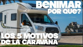 Download AUTOCARAVANA BENIMAR COUPLEFITNESSFOOD! | VLOG 084 Video