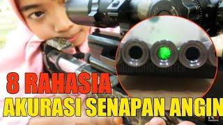 Download 8 RAHASIA AKURASI SENAPAN ANGIN - The secret of airgun accuracy Video