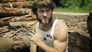 Download Wolverine (Fan Film) Video