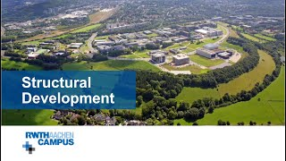 Download RWTH Aachen Campus | Structural Development (status: 09.2016) Video
