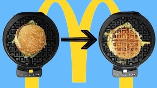 Download Can You Waffle It? (McDonald's Edition) Video