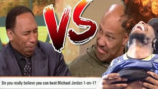 Download LMAOO ″THERE IS SOMETHING WRONG WITH YOU!″ LAVAR BALL vs STEPHEN A SMITH BATTLE REACTION! Video