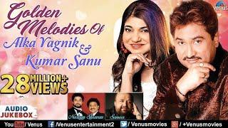 Download Kumar Sanu & Alka Yagnik - Golden Melodies | 90's Evergreen Songs | JUKEBOX | Romantic Hindi Songs Video