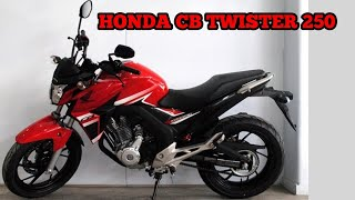 Download HONDA CB TWISTER 250 2018, PREÇO, CONSUMO, FICHA TECNICA Video