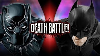 Download Black Panther VS Batman (Marvel VS DC) | DEATH BATTLE! Video