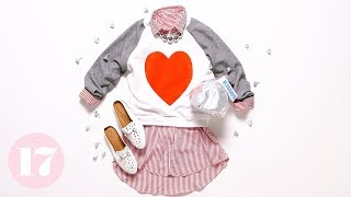 Download 5 Cute AF Valentine's Day Outfits You'll ~Love~ | Style Lab Video