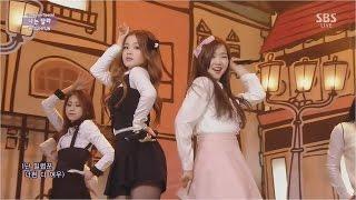 Download HI SUHYUN - '나는 달라(I'M DIFFERENT)' 1116 SBS Inkigayo Video
