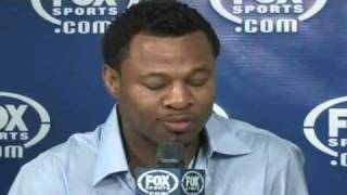 Download SHANE MOSLEY TALK FLOYD MAYWEATHER JR. ″The Fight″ may 1, 2010 Video