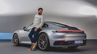 Download Here's The NEW 2019 Porsche 911 Carrera (992) FIRST LOOK! Video