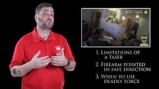 Download These Officers Avoid Catastrophe After Using A Taser | Active Self Protection Video