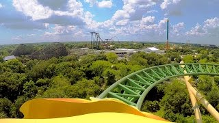 Download Cheetah Hunt front seat on-ride HD POV @60fps Busch Gardens Tampa Video