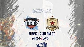 Download USL LIVE - Rio Grande Valley FC vs Sacramento Republic FC 9/9/17 Video