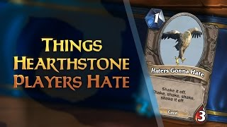 Download Hearthstone - Things Players Love To Hate Video
