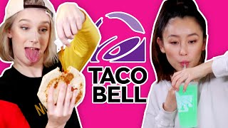 Download WE ATE EVERYTHING AT TACO BELL (It didn't go well) Video