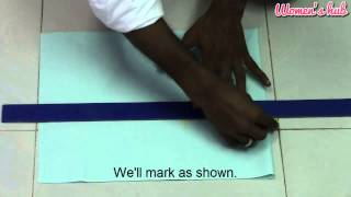 Download Normal Blouse - 1. Marking and Cutting Video