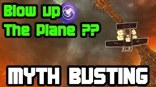 Download Destroy The Plane?? | Black Ops 3 Zombies | Myth Busting Mondays #21 Video