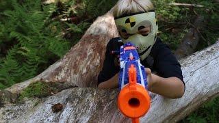 Download Nerf War: Capture the Bag Video