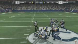 Download Madden 17 Ultimate Team :: 95 Le'Veon Bell showcases Skills! :: Madden 17 Ultimate Team Video