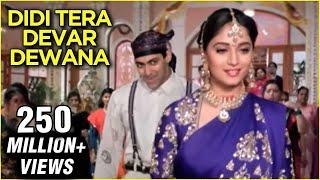 Download Didi Tera Devar Deewana - Hum Aapke Hain Koun - Lata Mangeshkar & S. P. Balasubramaniam's Hit Song Video
