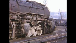 Download Postwar Steam-5 Steam on the N&W - HD 1080p Video