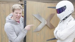 Download Colin Furze Top Gear Project #1 BIG ENGINE Small Bumper Car Video