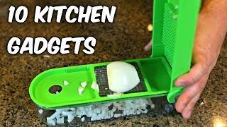 Download 10 Kitchen Gadgets put to the Test Part 4 Video
