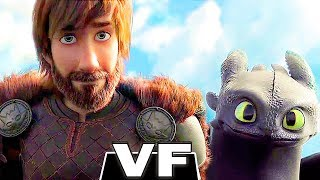 Download DRAGONS 3 Bande Annonce VF (Animation, 2019) Le Monde Caché Video