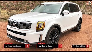 Download 2020 Kia Telluride SX – The New 3-Row SUV King Video