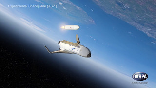 Download Experimental Spaceplane (XS-1) Phase 2/3 Concept Video Video