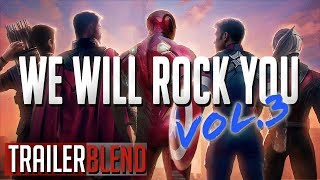 Download Marvel Cinematic Universe - We Will Rock You Vol. 3 (Tribute) Video