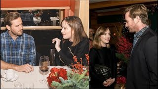 Download Is Dakota Johnson and Armie Hammer in a RelationShip? Video