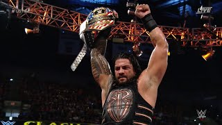 Download WWE Clash Of Champions 2016 FULL SHOW Review | Roman Reigns Wins US Title Highlights & Results Video