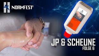 Download Folge 6: JP Kraemer & Scheune - Spezialhandreiniger (Entfernt Lackreste von JP's Händen) Video