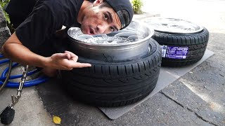 Download INSANE TIRE STRETCHING Video