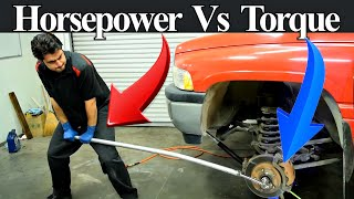 Download Torque and Horsepower Explained - What They are and How They are Different Video