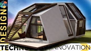 Download 10 Unusual but Awesome Tiny Homes & Vacation Cabins Video