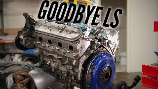 Download I removed the Piston Engine from my ROTARY Corvette Z06. So much lighter! Video