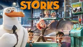 Download Storks - Official Announcement Trailer [HD] Video