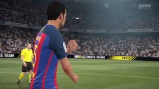 Download Fifa 17 (PS4 PRO) 4K GAMEPLAY Barcelona vs Real Madrid El clássico Video