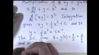Download How to solve linear differential equations Video